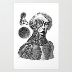 KIMOCEN Art Print