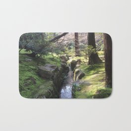 Kyoto Silver Temple Gardens (Japan)--2015 Bath Mat