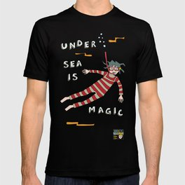 Snorkeling Boy T-shirt