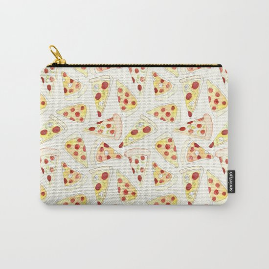 Plenty of Pizza Carry-All Pouch