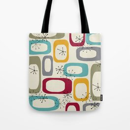 Mid Century Modern Shapes 01 #society6 #buyart  Tote Bag