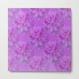 Rhododendron Bouquet 3 Metal Print