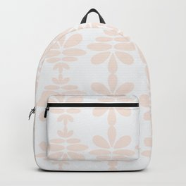 Petals- Light Pink Backpack