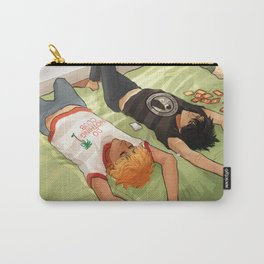 Lazy Day - Solangelo Carry-All Pouch