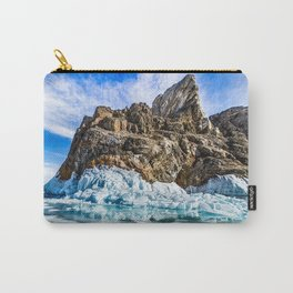 Sleeping dragon. Lake Baikal, island Olkhon Carry-All Pouch