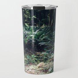 Undergrowth - Olympic National Park II Travel Mug