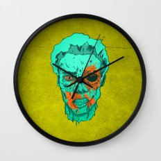 Zombie Thump! Wall Clock
