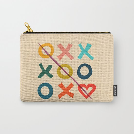 xoxo Love Carry-All Pouch
