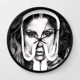 Obsessions Wall Clock