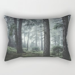 Path Vibes Rectangular Pillow