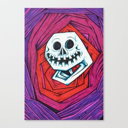 GHOST! Canvas Print
