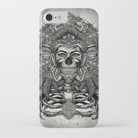 iPhone Cases featuring Winya No.21 by Winya