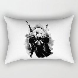 2B NieR:Automata Rectangular Pillow