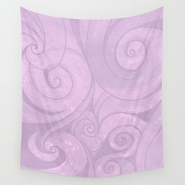 lavender II Wall Tapestry