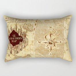 MARAUDERS MAP Rectangular Pillow
