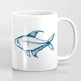 Fish Portrait Coffee Mug
