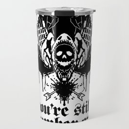 NUMBER ONE Travel Mug