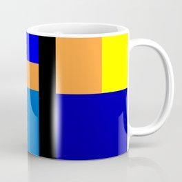 Mondrian #35 Coffee Mug