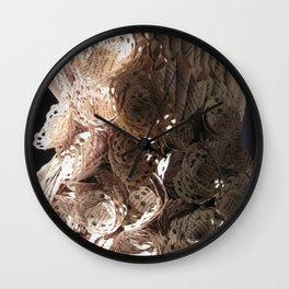Why You Don't Kiss And Tell II Wall Clock