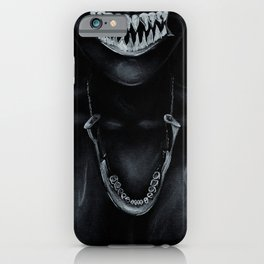Hungry iPhone Case
