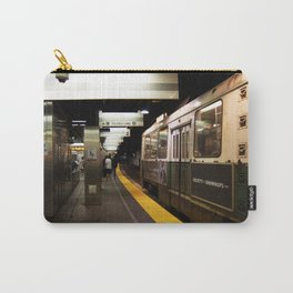 Red Line Carry-All Pouch