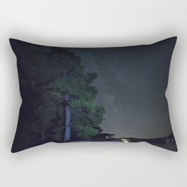 Stars. Rectangular Pillow