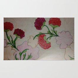 Flower Vine Rug