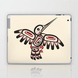 Salish Coast Humming Bird Laptop & iPad Skin