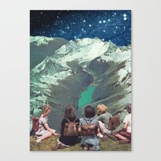 FIELD TRIP Canvas Print
