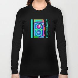 I heart Photography Long Sleeve T-shirt
