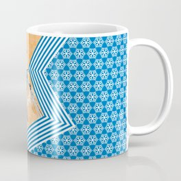 Ski Like a Girl Coffee Mug