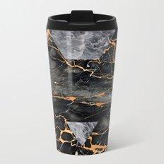 Molten Stone Metal Travel Mug