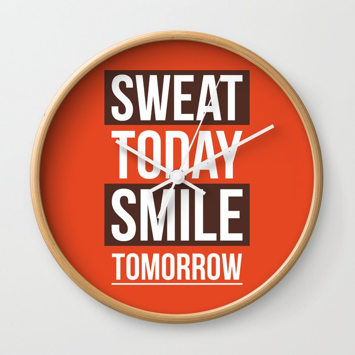 Lab No 4 Sweat Today Smile Tomorrow Gym Inspirational Quotes