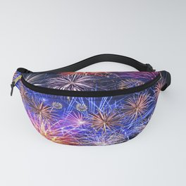 Celebration Fireworks Fanny Pack