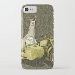 Sidecar Llama iPhone Case
