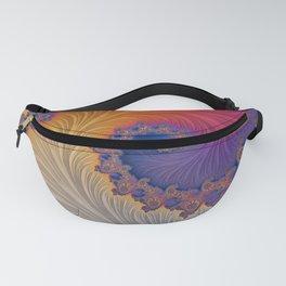 Flamboyant - Fractal Art  Fanny Pack