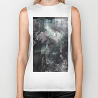 scream Biker Tanks featuring Scream by Lil'h