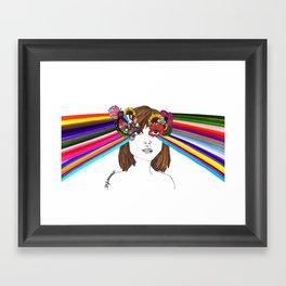 New Vision Framed Art Print