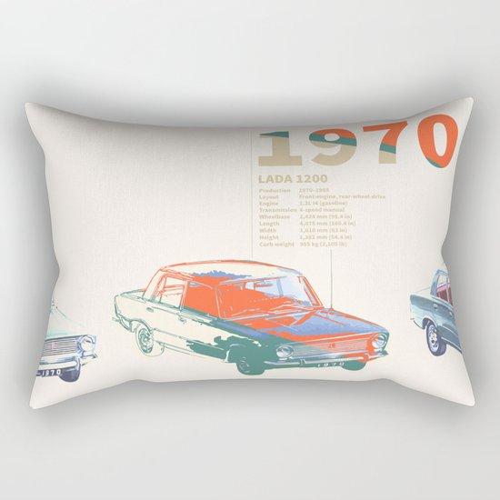 Zhiga Rectangular Pillow