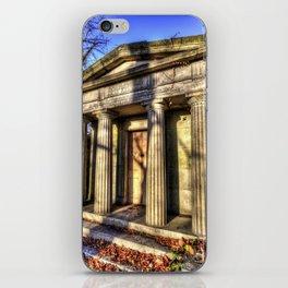 Kensal Green Mausoleum iPhone Skin