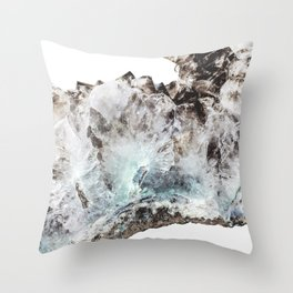 Crystal Art | Photography | Nature | Earth Throw Pillow
