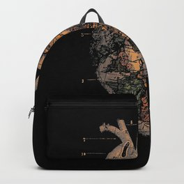 Hart Map Backpack