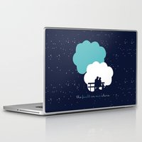 the fault Laptop & iPad Skins featuring The Fault In Our Stars by laurenschroer