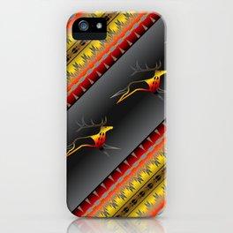 Elk Spirit (BRYB) iPhone Case