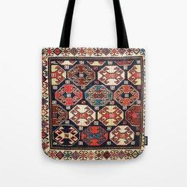 Shahsavan Moghan Southeast Caucasus Khorjin Print Tote Bag