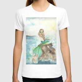 Summer Mermaid T-shirt
