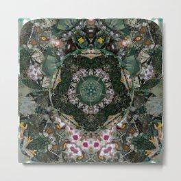 Multifacetted Kaleidoscope 5 Metal Print