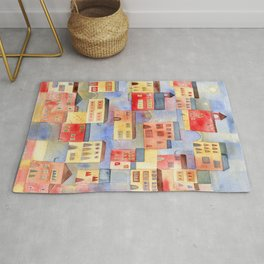 Venice Watercolor Rug
