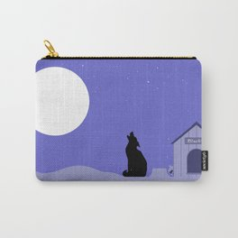 Moon Dog Carry-All Pouch