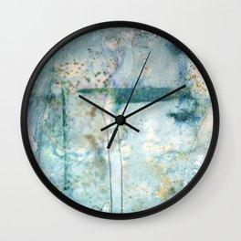 Water Damaged Wall Clock